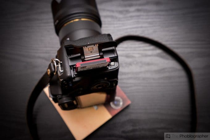 Chris Gampat The Phoblographer EyeFi CF Adapter C Ming review images (3 of 6)ISO 4001-60 sec at f - 5.6
