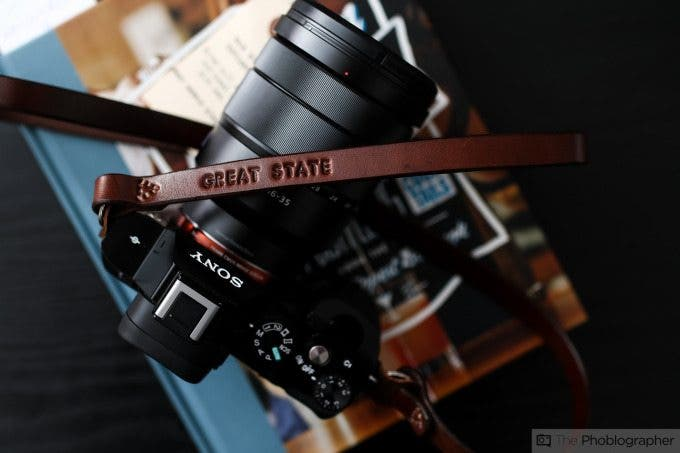 Chris Gampat The Phoblographer Great State Classic Skinny strap review images (2 of 8)ISO 1001-100 sec at f - 2.0
