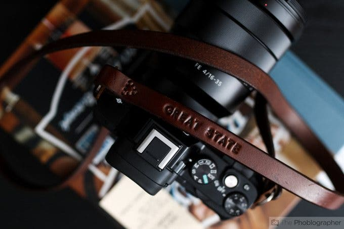 Chris Gampat The Phoblographer Great State Classic Skinny strap review images (4 of 8)ISO 1001-100 sec at f - 2.0