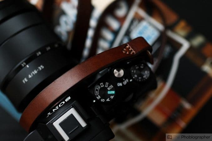 Chris Gampat The Phoblographer Great State Classic Skinny strap review images (6 of 8)ISO 1001-100 sec at f - 2.0