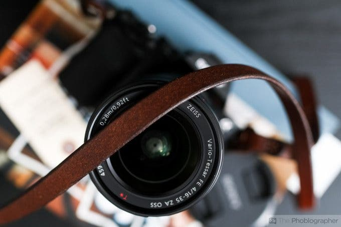 Chris Gampat The Phoblographer Great State Classic Skinny strap review images (7 of 8)ISO 1001-100 sec at f - 2.0