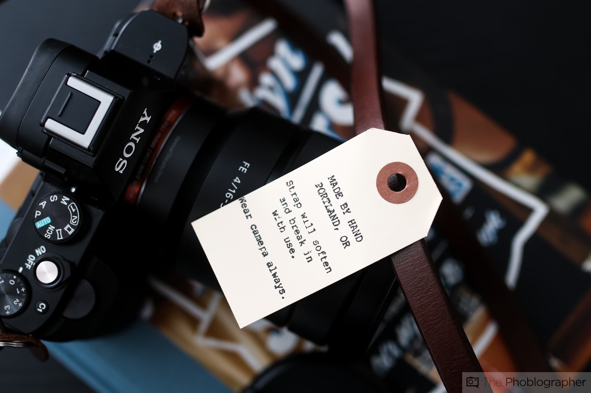 Five Gorgeous Camera Straps for Your Mirrorless Camera