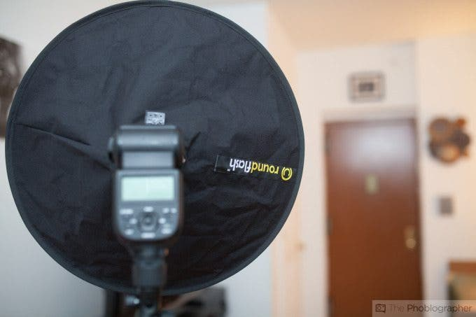 Chris Gampat The Phoblographer Roundflash dish review product images (5 of 7)ISO 4001-50 sec at f - 2.0