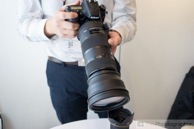 Chris Gampat The Phoblographer Sigma 150-600mm f5-6.3 Sports Product Images (11 of 11)