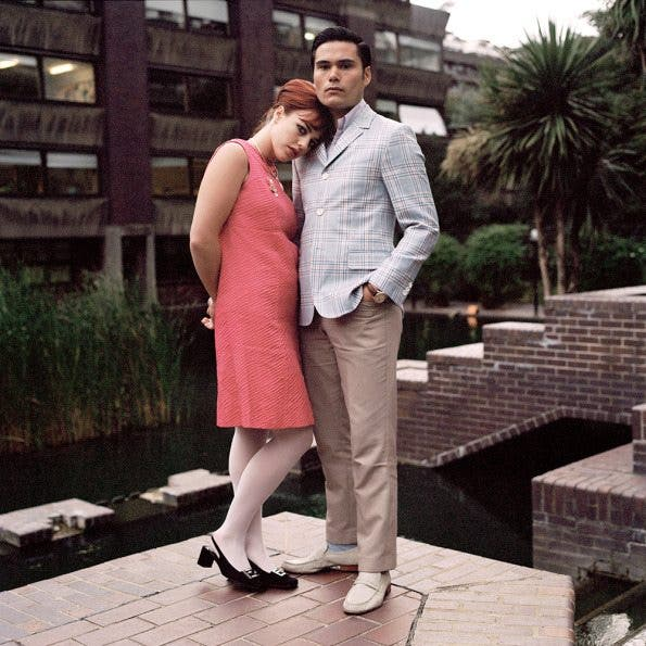 What Are Contemporary: Modern Couples: A Photo Project On London's Dapper Couples