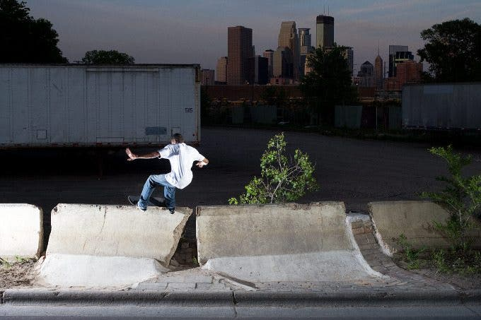 Photographer Sam McGuire On How to Photograph Skaters