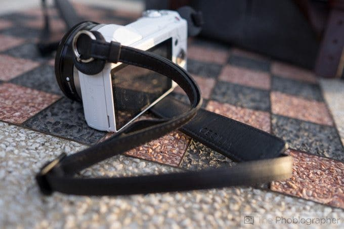 Kevin-Lee The Phoblographer Cecilia Leather Neck Strap Product Images (6 of 13)