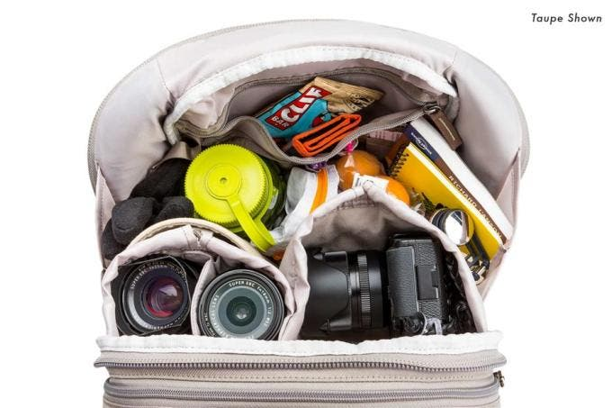 Kevin Lee The Phoblographer Perception 15 Backpack Product Image 3