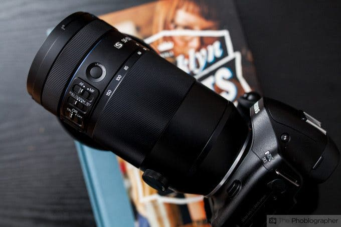 Chris Gampat The Phoblographer Samsung 50-150mm f2.8 OIS review product images (3 of 10)ISO 4001-40 sec at f - 4.0
