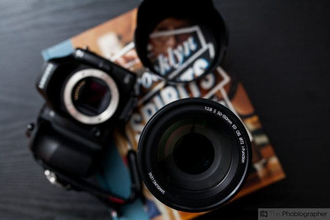 Chris Gampat The Phoblographer Samsung 50-150mm f2.8 OIS review product images (4 of 10)ISO 4001-40 sec at f - 4.0