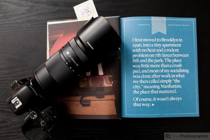 Chris Gampat The Phoblographer Samsung 50-150mm f2.8 OIS review product images (6 of 10)ISO 4001-40 sec at f - 4.0