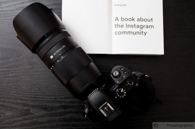 Chris Gampat The Phoblographer Samsung 50-150mm f2.8 OIS review product images (9 of 10)ISO 4001-40 sec at f - 4.0