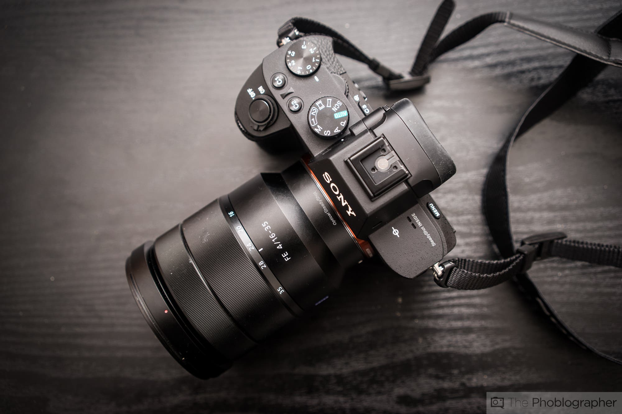 chris gampat the phoblographer sony 16 35mm f4 product photos 5 of 7