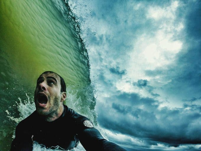 João Pedro Catches Some Wicked Wave Photos While Surfing