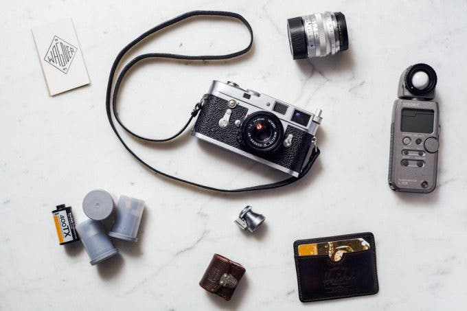 Kevin Lee The Phoblographer A7 Broadway Camera Strap Product Images 03