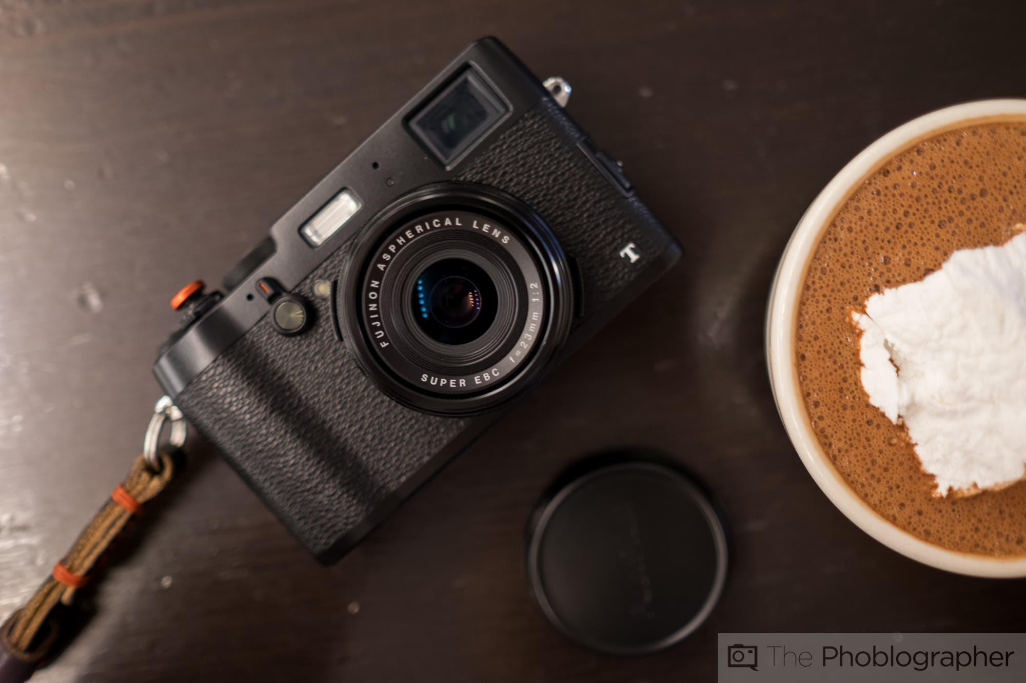 Kevin Lee The Phoblographer Fujifilm X100T Product Images 1 Of 7
