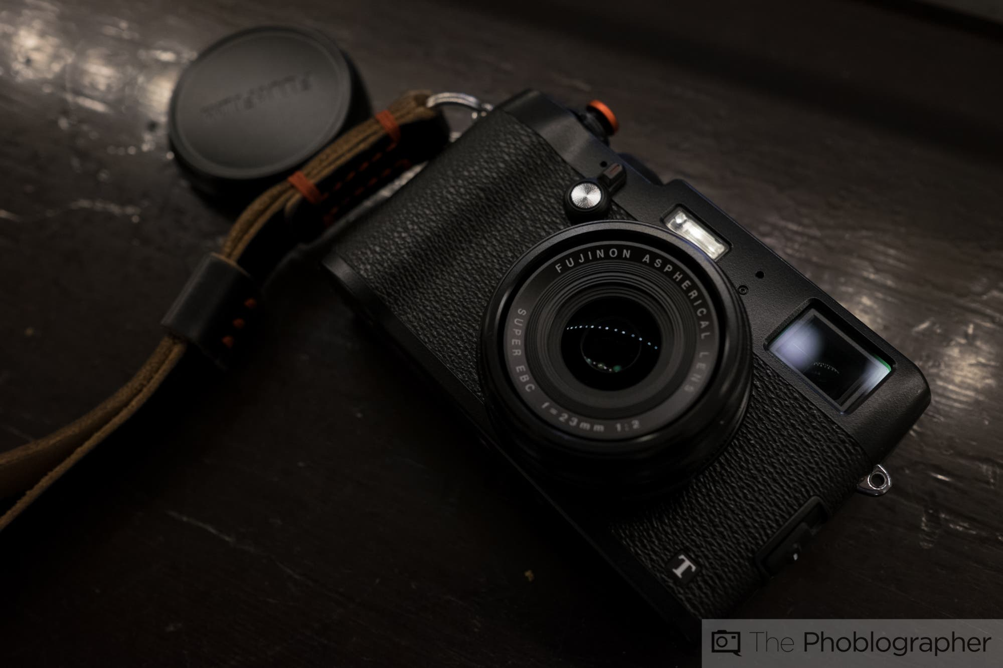 Fujifilm Explains the Difference between the 23mm f2 Lens on X100 vs the Weather Sealed Version