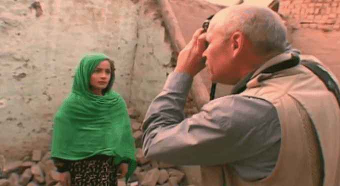 Steve McCurry: Great Pictures Don't Grow on Trees
