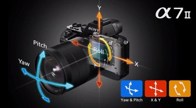 Sony stabilization other