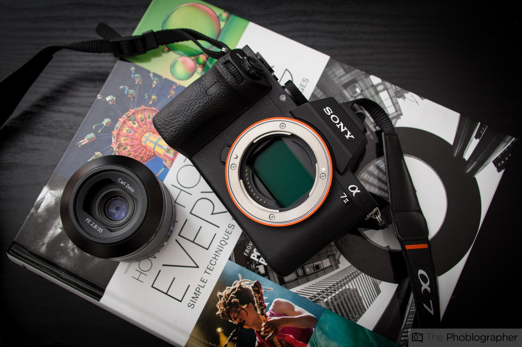 Build the Perfect Portrait Kit with the Sony A7 II for Under $2,500