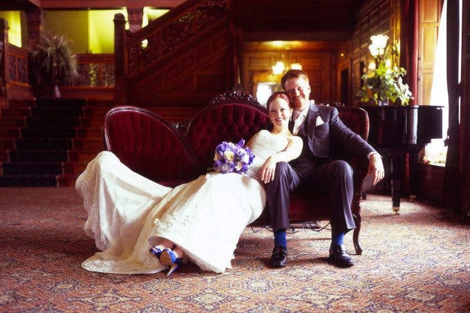 Photographer Pat Brownewell Shoots Weddings With Film