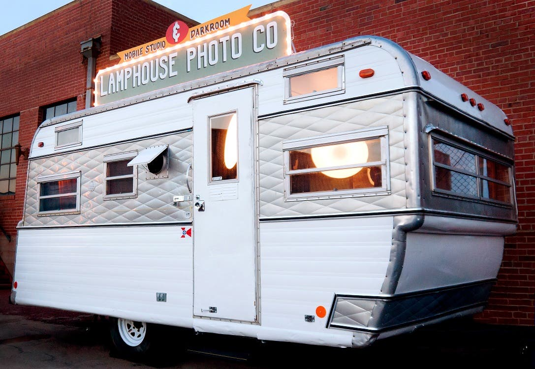 Lamphouse Photo is a Large Format Photo Booth Service