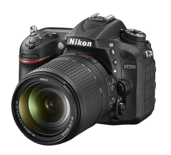 Nikon Unveils Incremental Updates with the D7200 and P900