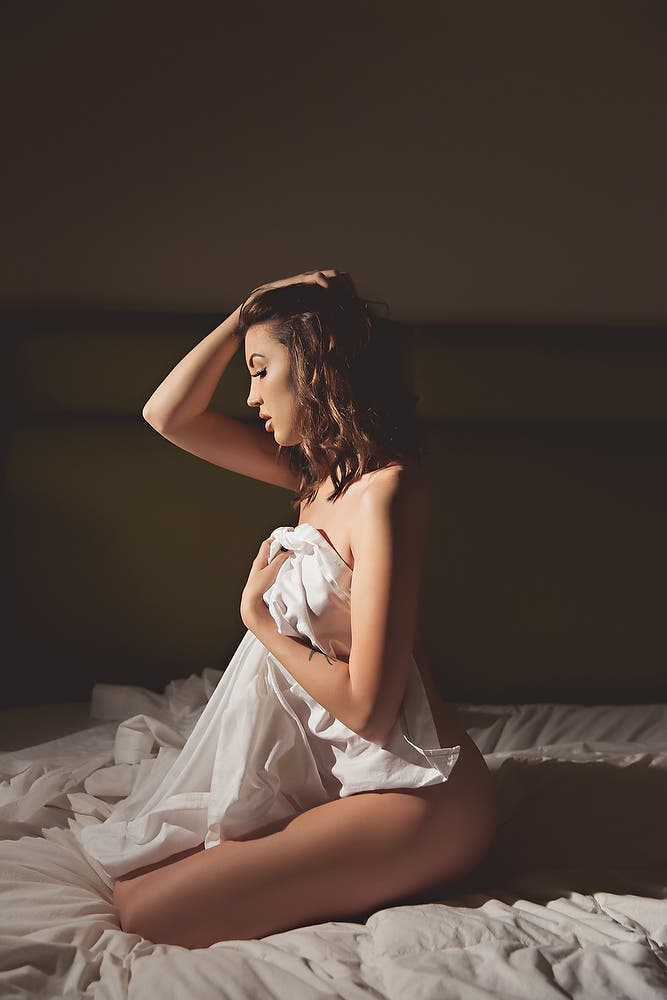 boudoir photographers NYC Atlanta Chicago Charlotte