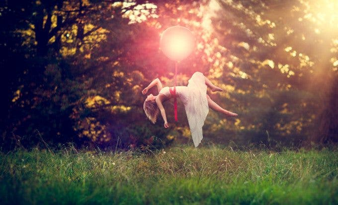 How to Start Out in Levitation Photography