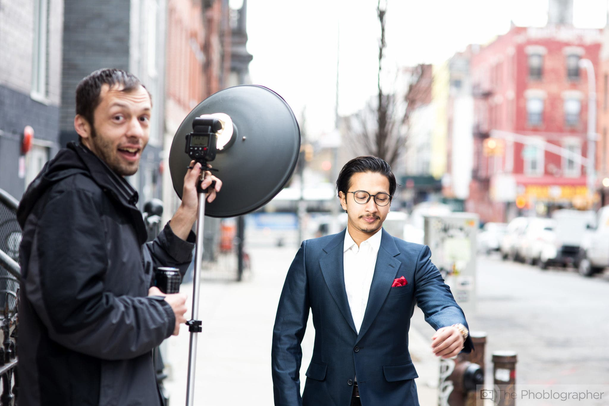 Lighting Basics How To Light Portraits With A Beauty Dish Diagram Chris Gampat The Phoblographer Flashpoint Zoom Li On Review Photos 2 Of 4 Dishes