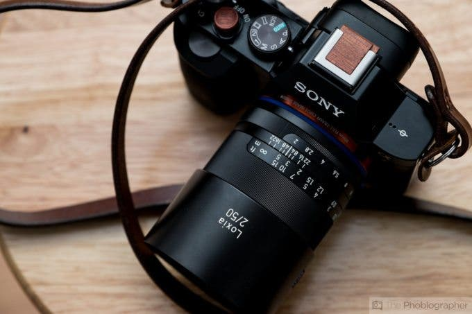 Chris Gampat The Phoblographer Zeiss 50mm f2 Loxia review product photos (2 of 6)ISO 2001-125 sec at f - 4.0