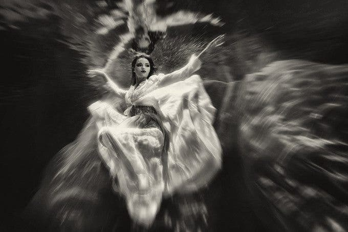 Winners of the 2014 Monochrome Photography Awards
