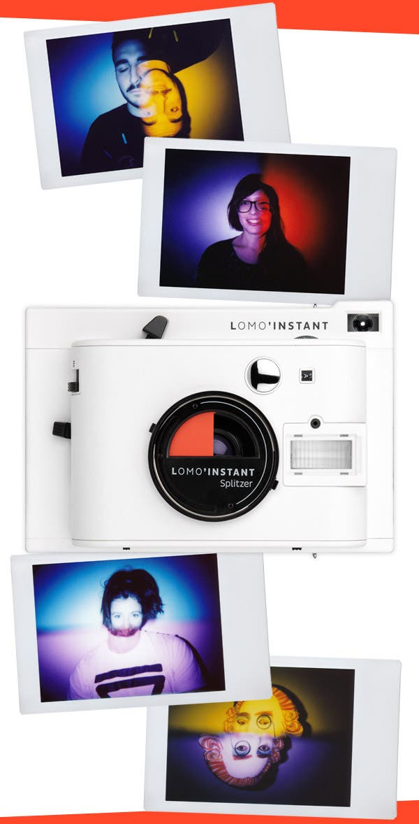 Lomography's New Lomo'Instant Splitzer Will Make Your Hipster Photos Even More Hipster