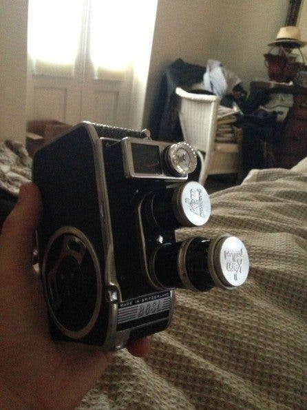 01 - Got an old Bolex