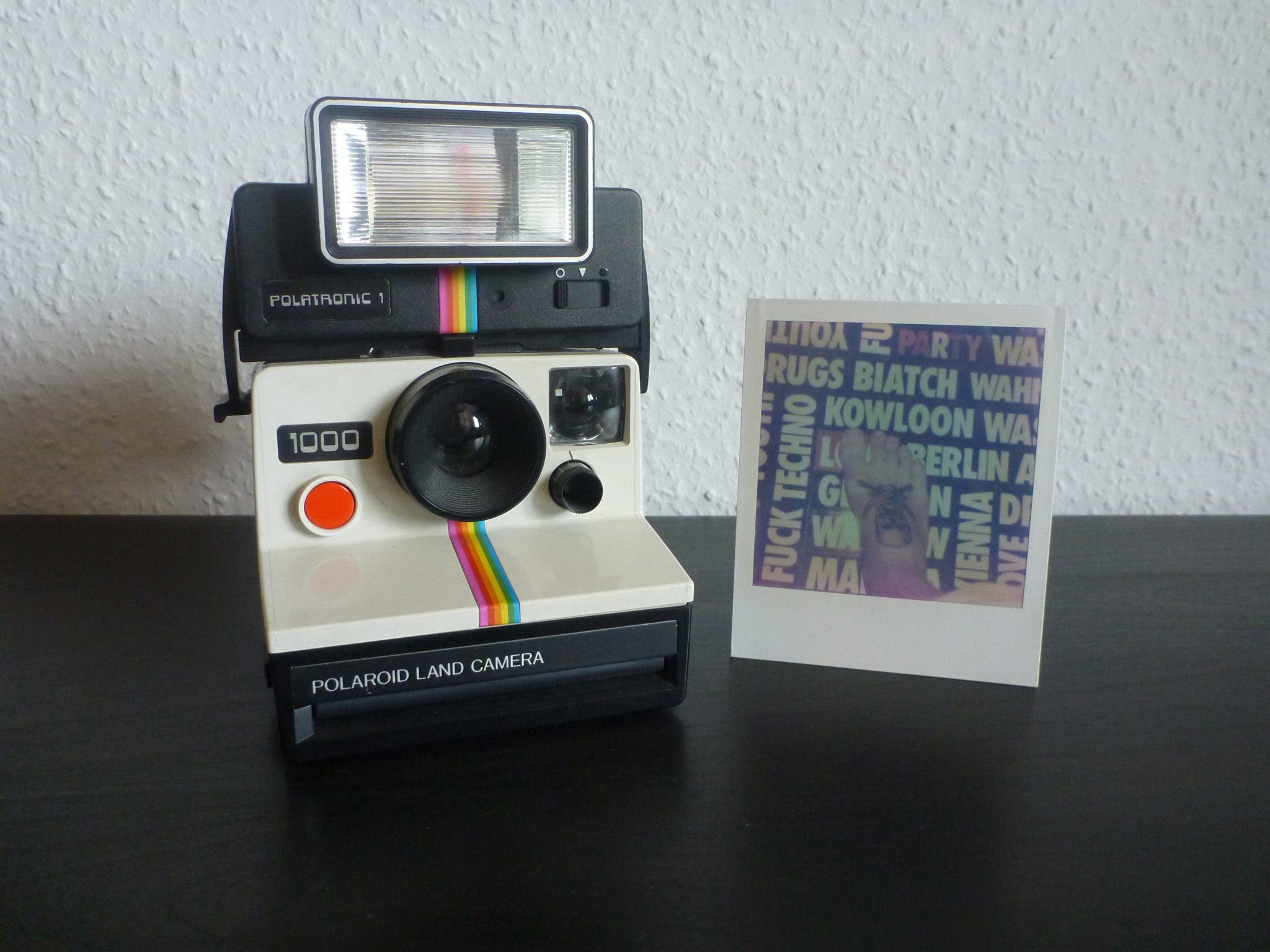 Julian Jacobi's Polaroid Collection Will Make You Drool With Envy