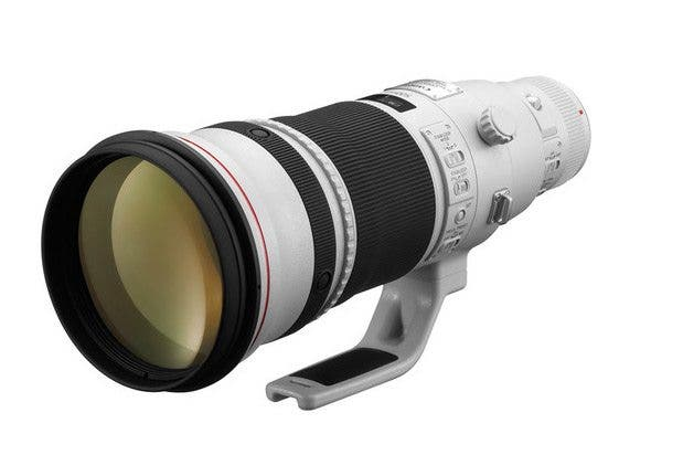 Canon 600mm f4 L IS USM II- $11,499