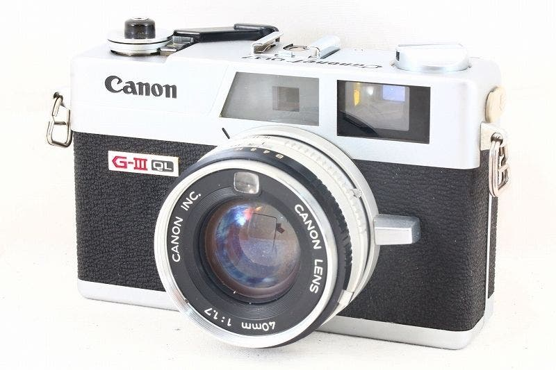 One of the Best Affordable Rangefinder Cameras Was Made by Canon