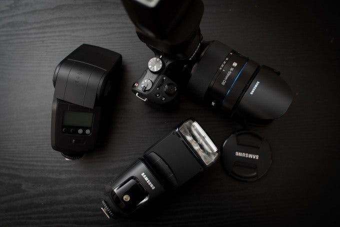Chris Gampat The Phoblographer Samsung GN58 Flash review product images (1 of 10)ISO 1001-125 sec at f - 3.2