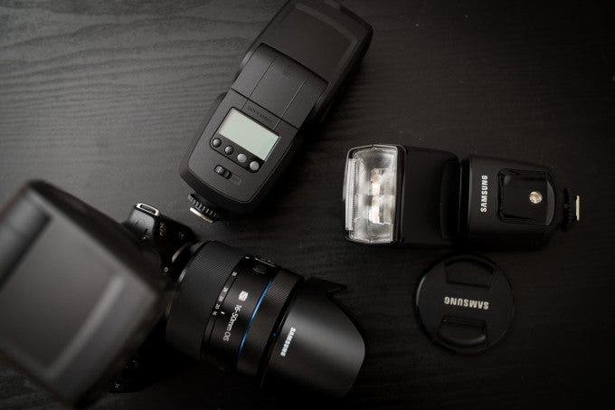 Chris Gampat The Phoblographer Samsung GN58 Flash review product images (10 of 10)ISO 1001-25 sec at f - 3.2