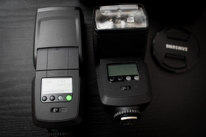 Chris Gampat The Phoblographer Samsung GN58 Flash review product images (5 of 10)ISO 1001-25 sec at f - 3.2