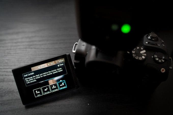 Chris Gampat The Phoblographer Samsung GN58 Flash review product images (8 of 10)ISO 1001-25 sec at f - 3.2