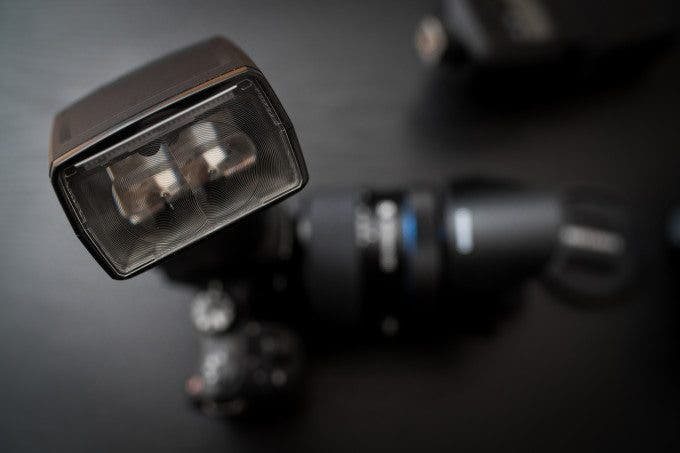 Chris Gampat The Phoblographer Samsung GN58 Flash review product images (9 of 10)ISO 1001-25 sec at f - 3.2