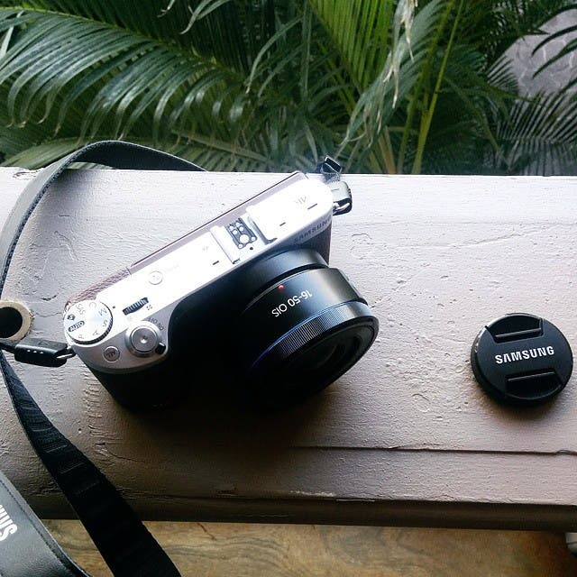 Samsung NX500 The Phoblographer lead image