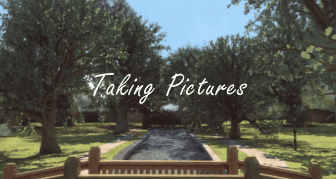 Taking Pictures is a Cute Animated Short for Photographers