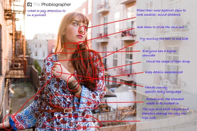 How to Communicate With a Portrait Subject