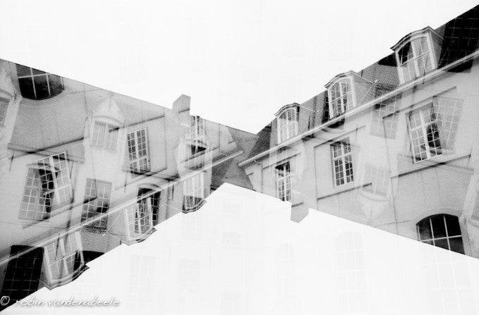 double exposures - bruges 002