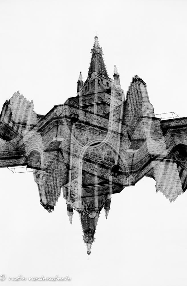 double exposures - bruges 005