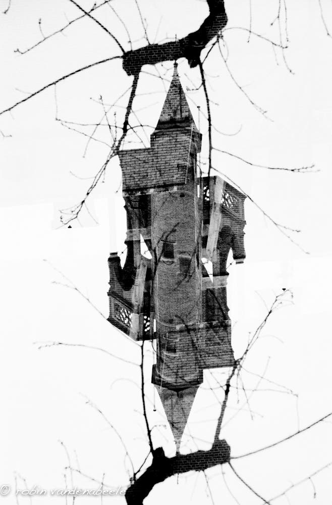 double exposures - bruges 007