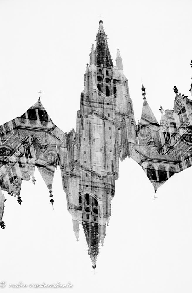 double exposures - bruges 008