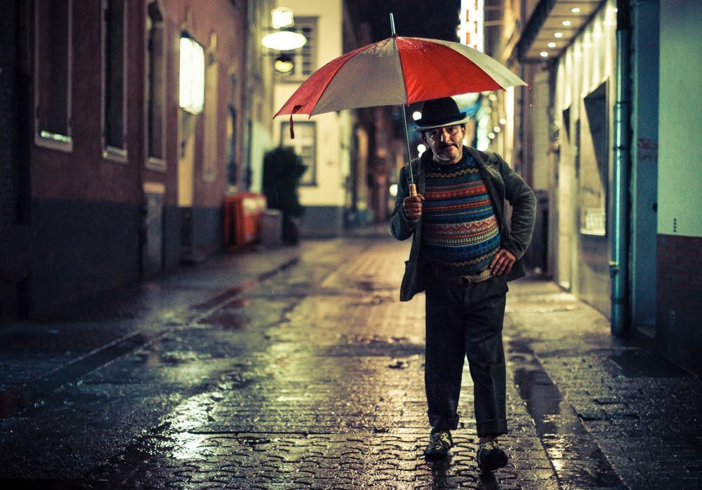 Under My Umbrella Is A Street Photography Series Shot In The Rain on Color Learn Rain